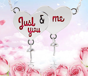 NEW Just You & Me Pendant