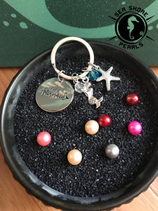 NEW Mama Mermaid Key Ring