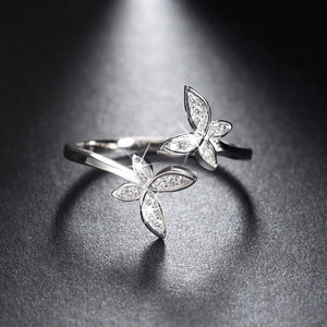 NEW Malinda The Butterfly (Comp Ring)