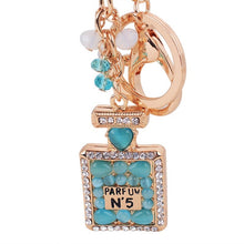 NEW Parfume Key Chain