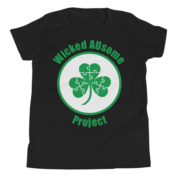 Youth Wicked AUsome Short Sleeve T-Shirt