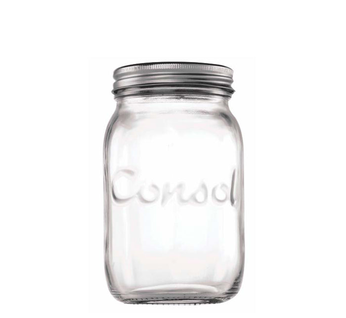 CONSOL PRESERVE JAR (1L), PACK OF 6 - DECO-Vie