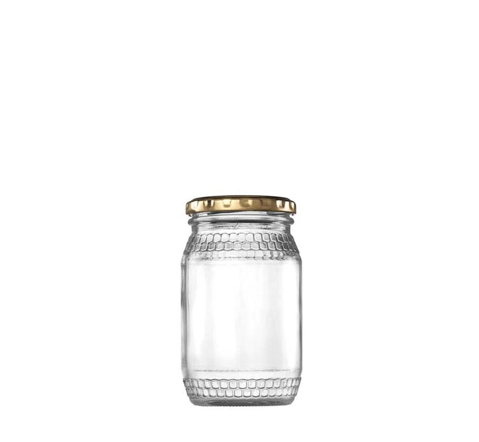 HONEY JAR (352ML), PACK OF 24 - DECO-Vie