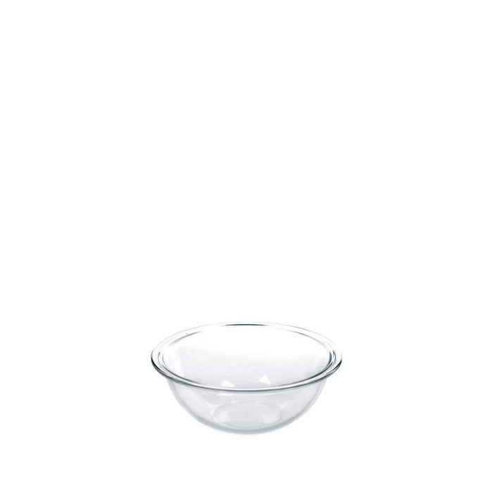 MARINEX GLASS MIXING BOWL (3L) (265MM:DX100MM:H) - DECO-Vie