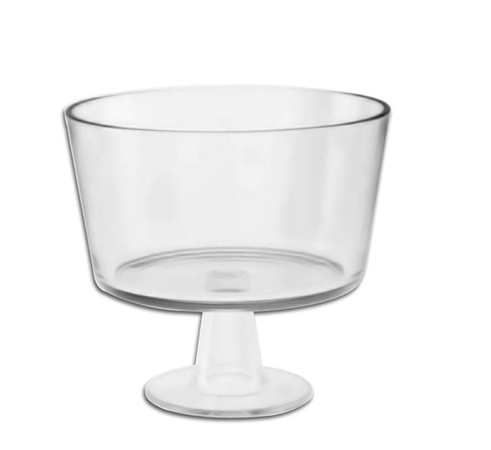 CONSOL GENOA FOOTED TRIFLE BOWL (215MM:DIAX205MM:H) - DECO-Vie