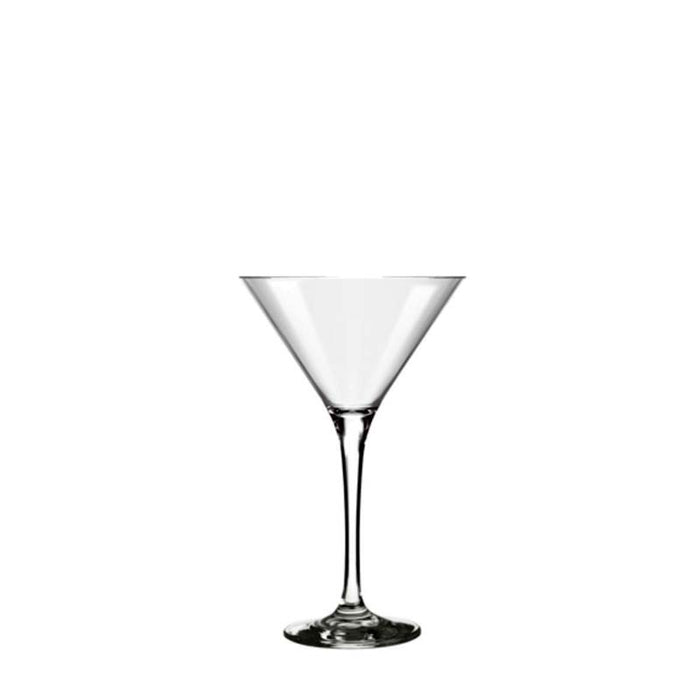 NADIR STEMMED MARTINI GLASS (250ML)x10 - DECO-Vie