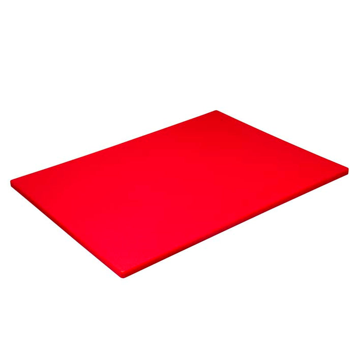 REGENT CUTTING BOARD PE RED (508X381X12MM) - DECO-Vie