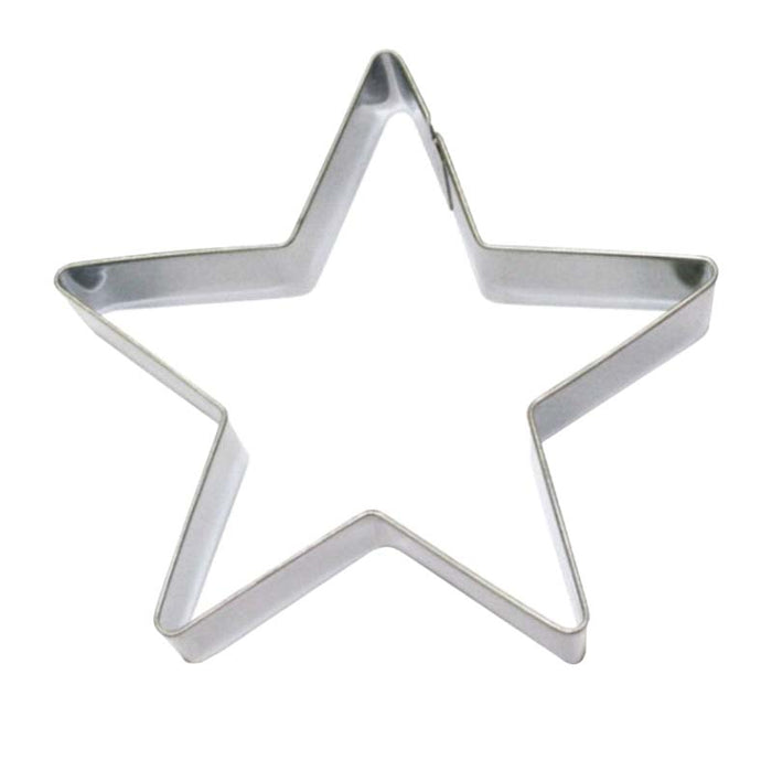 REGENT BAKEWARE COOKIE CUTTER STAR (75X75MM) - DECO-Vie