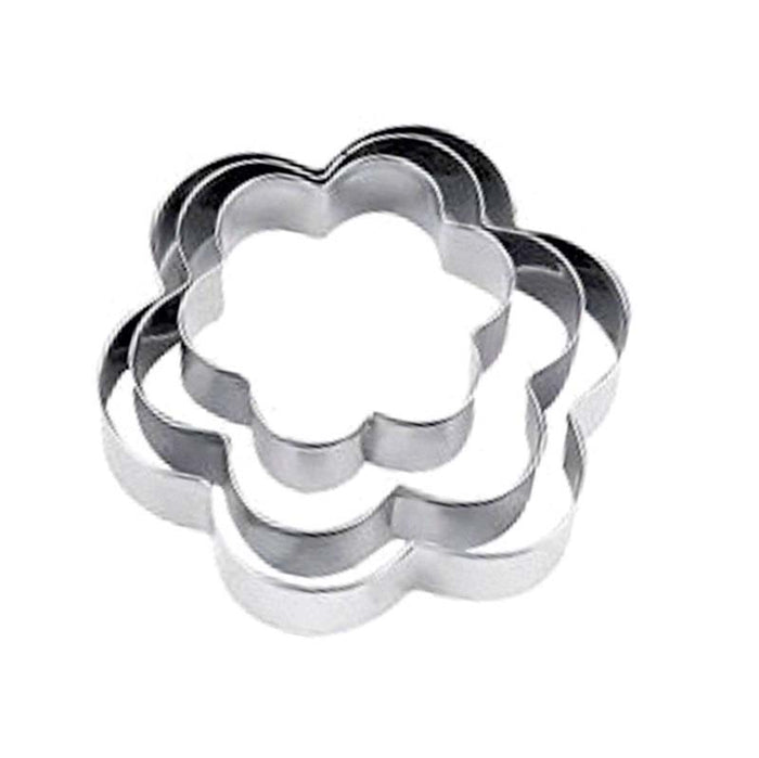 REGENT BAKEWARE COOKIE CUTTER FLOWER (70X70MM) - DECO-Vie
