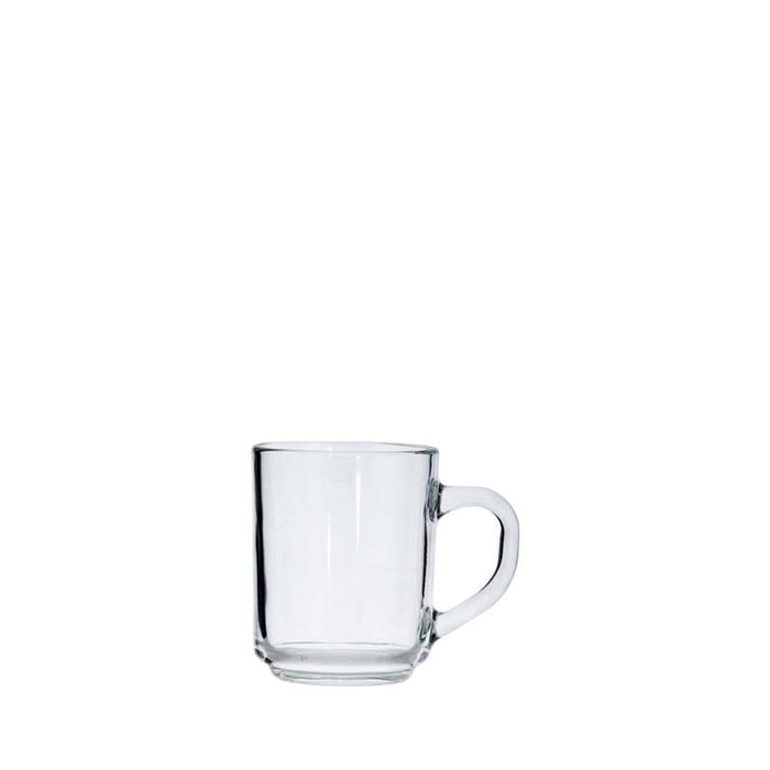 ARCOPAL TEMPERED GLASS MUG, 6 PACK (250ML) - DECO-Vie