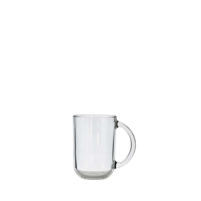TROQUET TEMPERED GLASS MUG, 6 PACK (320ML) - DECO-Vie