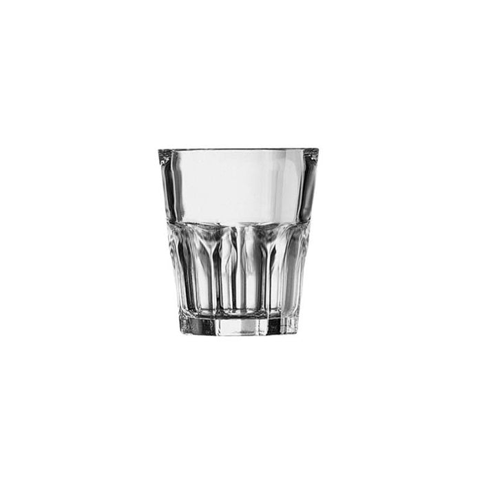 LUMINARC GRANITY TEMPERED GLASS OLD FASHIONED TUMBLER, 6 PACK (270ML) - DECO-Vie