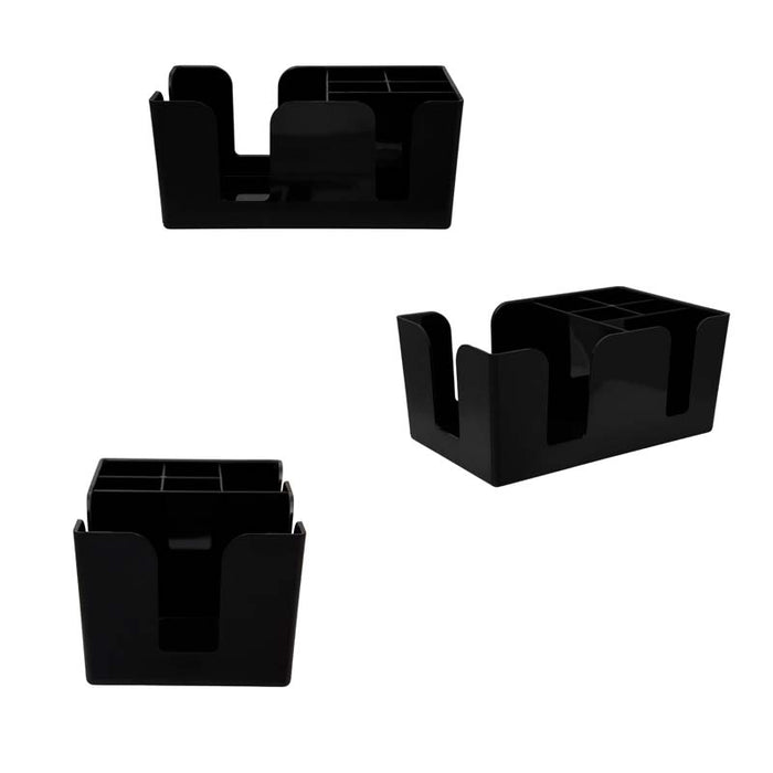 BAR BUTLER BLACK BAR CADDY (240X145X105MM) - DECO-Vie