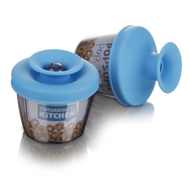 TOMORROW'S KITCHEN BLUE POPSOME TODDLER (200ML) PACK OF 10 - DECO-Vie