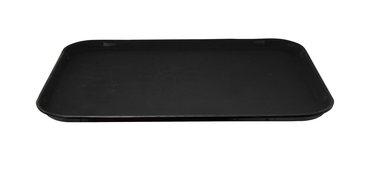 BAR BUTLER BLACK NON-SLIP RECTANGULAR TRAY (410X560MM) - DECO-Vie