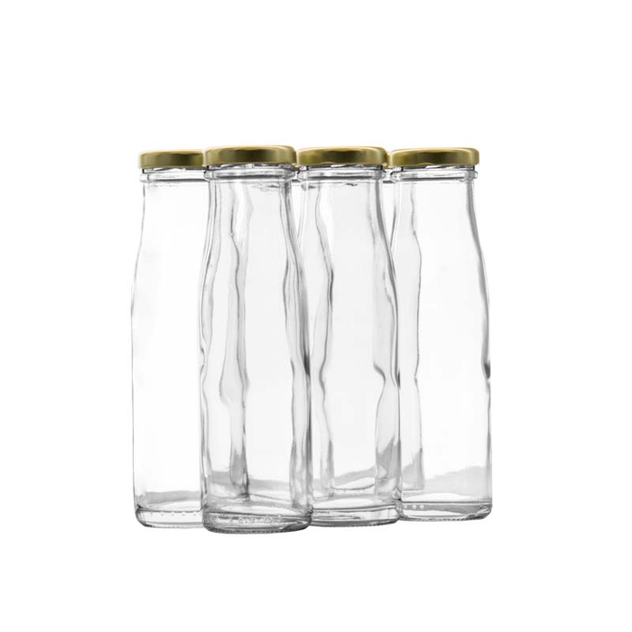 BOTTLE CHUTNEY WITH GOLD LID, 6 PACK (250ML) - DECO-Vie