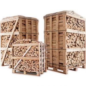 Image of Firewood in crates
