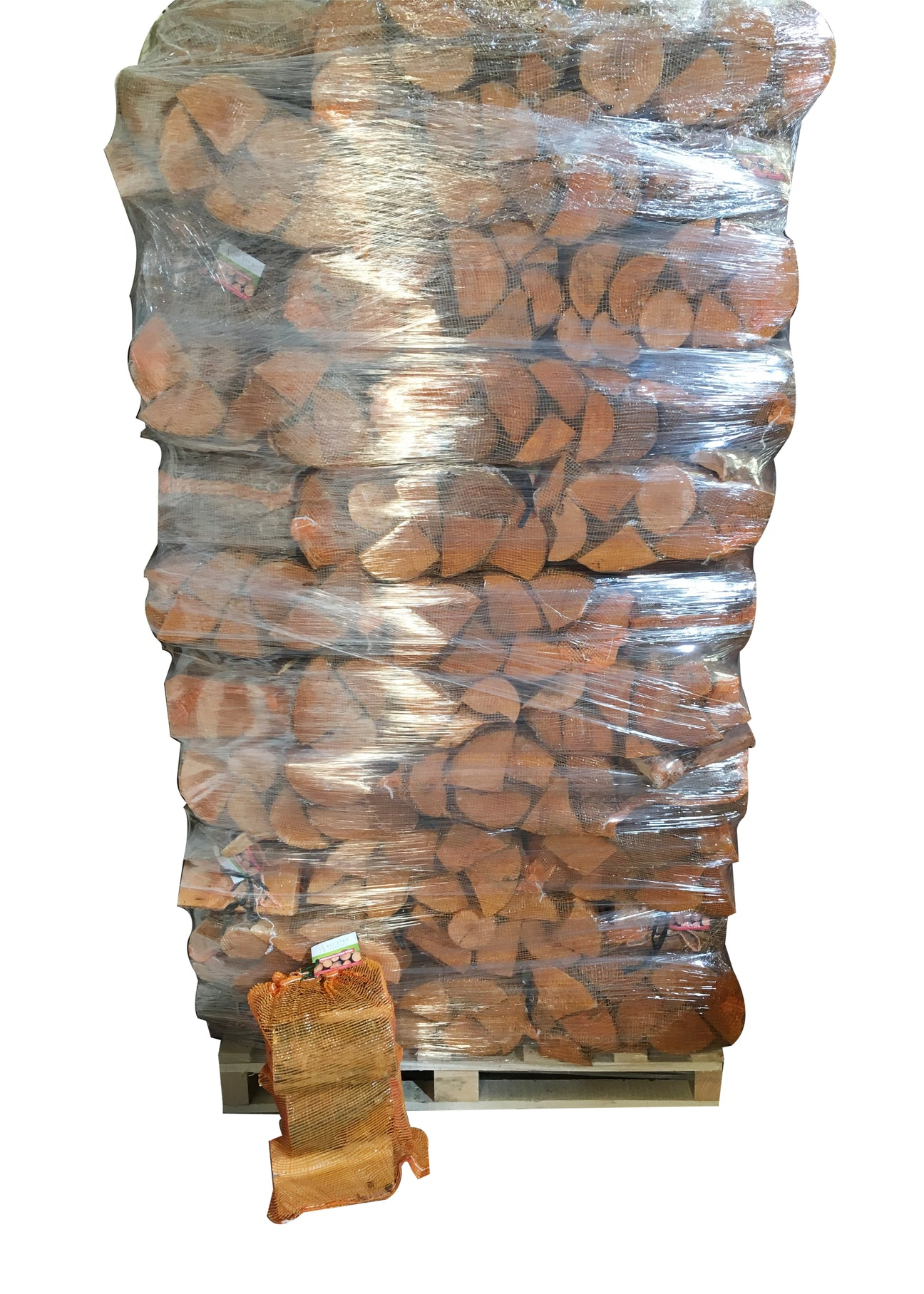Kiln Dried Firewood - By Pallet