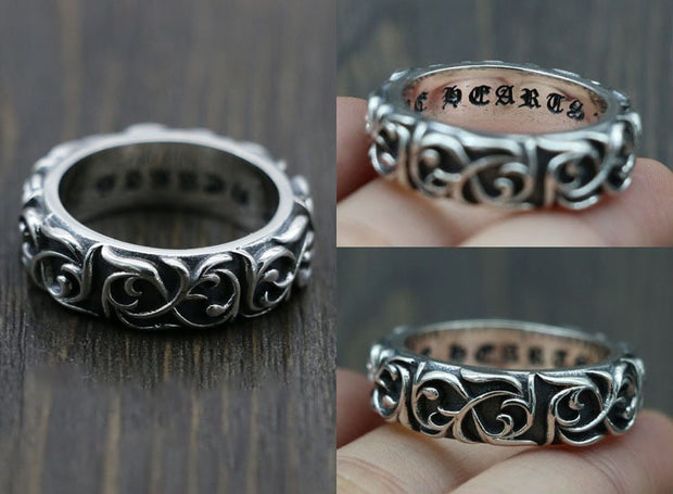Eternality Vine Rings 925 Sterling Silver
