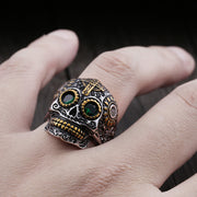 Steampunk Skull Ring [4 Variants]