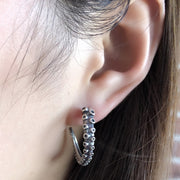 Octopus Tentacle Earring Hoop Earring Gothic Punk Jewelry