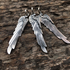 FATE Angel Wing Sterling Silver Pendant