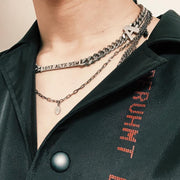 ALYX Hero Style Link Chain Buckle Necklace