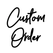 Custom Reserved | Made to Order for Maxwell