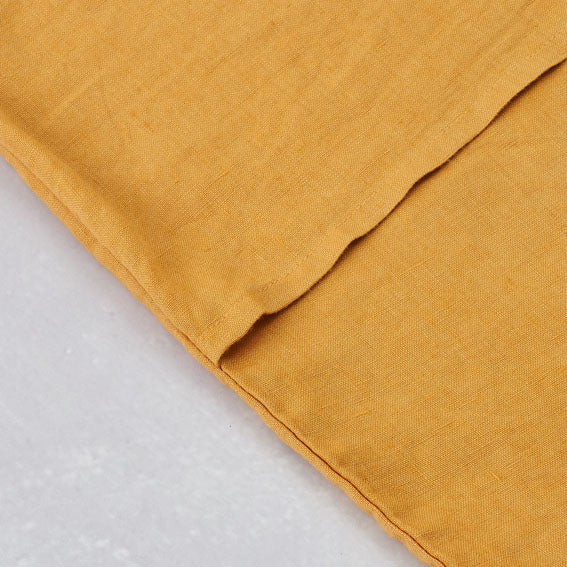 Square Linen Pillowcases + + Set of 2 + +