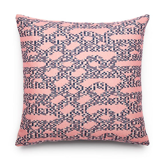 Poppy Pink Cushion Cover