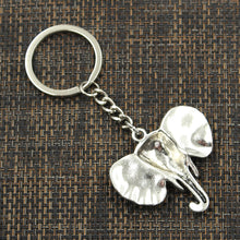 Big Ear African Elephant Keychain