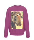 Burgundy - Elephant Kiss Sweater
