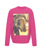 Cranberry - Elephant Kiss Sweater