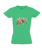 Mandala Elephant Heavy T-Shirt