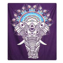 Wall Hanging Indian Elephant Mandala