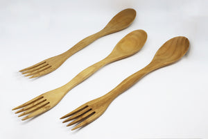 Eco-Friendly Giving Spork