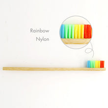 10 Rainbow Giving Brushes