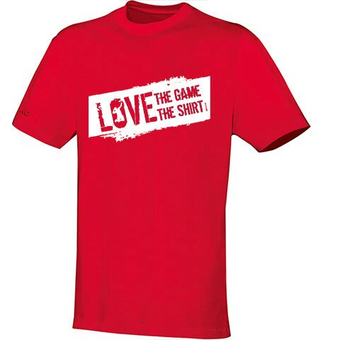 T Shirt - Love the game 3