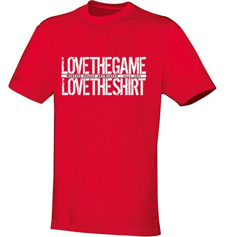 T Shirt - Love the game 2