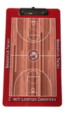 Gepersonaliseerd coachbord - Basketbal