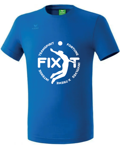 Functioneel teamsport T-shirt
