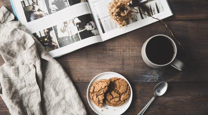 Flatlay photography 101: 7 tips to help you get started