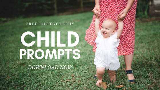 FREE PHOTOGRAPHY PROMPTS FOR POSING KIDS
