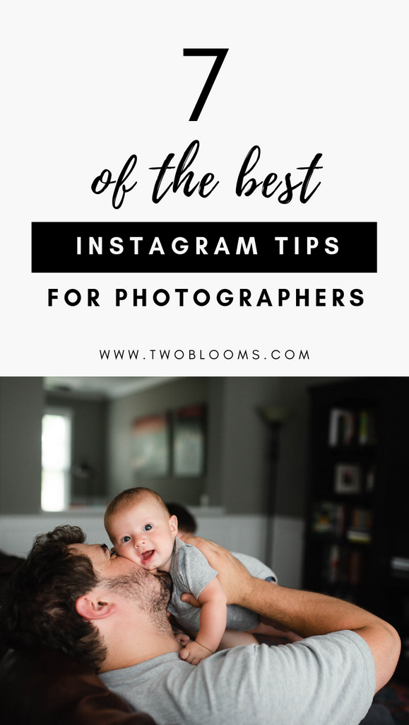 Instagram tips for photographers