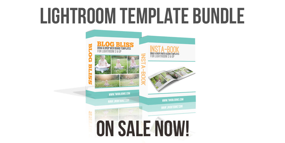 Lightroom template bundle on sale now