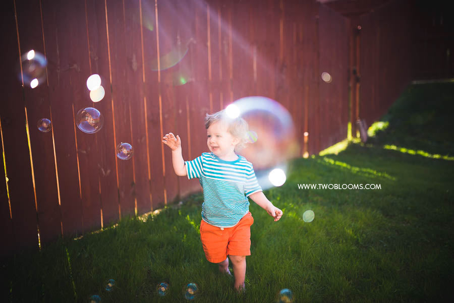 toddler playing with bubbles-3