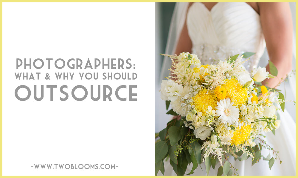 why should photographers outsource