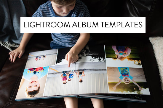 Lightroom Album Templates