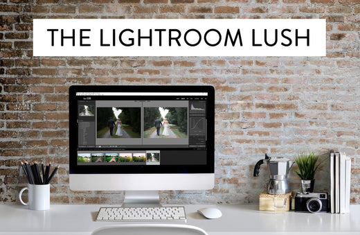 The Lightroom Lush editing training