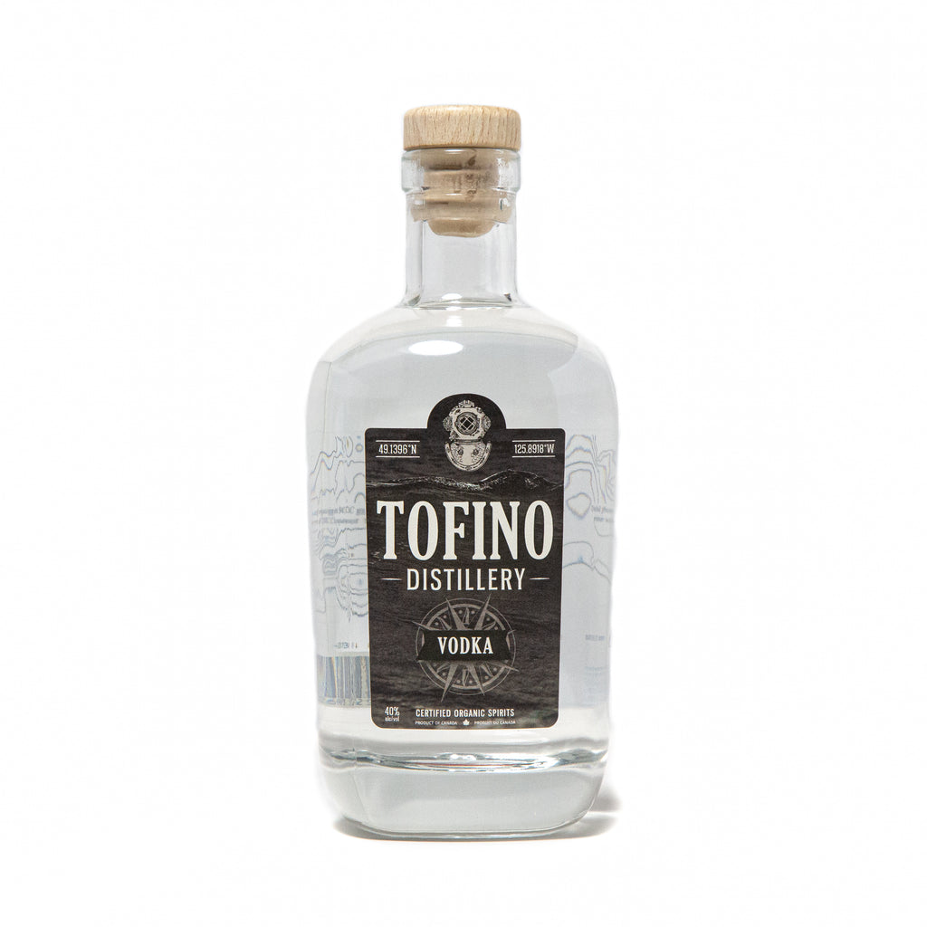 Tofino Distillery VOLDKA made locally in Tofino, BC. Enjoyed responsibly by cocktail lovers in Vancouver, Victoria, Kelowna, All over British Columbia and Canada.
